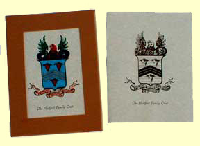 HFF Family Crests